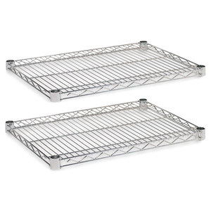 Wire Metal Basket Shelving Rack Closet Shelving Bedside Shelf Grid Kitchen Wire Shelving
