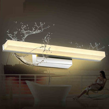 IP44 bathroom led mirror light 5500k, ,wall lamp,makeup led mirror front light