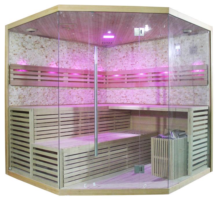 6 Orang Yang Unik Desain Tradisional Ozon Sauna