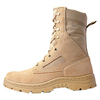 Jungle Leather Boots for Men, Desert Combat Boots for Tactical Military Use, Army Desert Tactical Boot