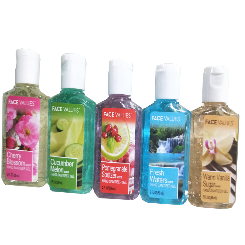 HAND SANITIZER ASSORTED SCENT60ml
