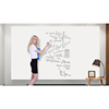 Self Adhesive Dry Erase Board Message Smart Planner Magnetic Fridge Roll