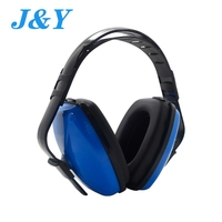 Hot sale Luxury Folding Earmuff Plastic Protective Racing Passive Folding Ear Muffs Covers