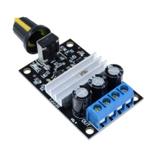 Smart Elektronik PWM DC 6 V 12 V 24 V 28 V 3A Motor Speed Control Switch Controller Duty Zyklus 0%-100% Ausgang Power Max 80 W
