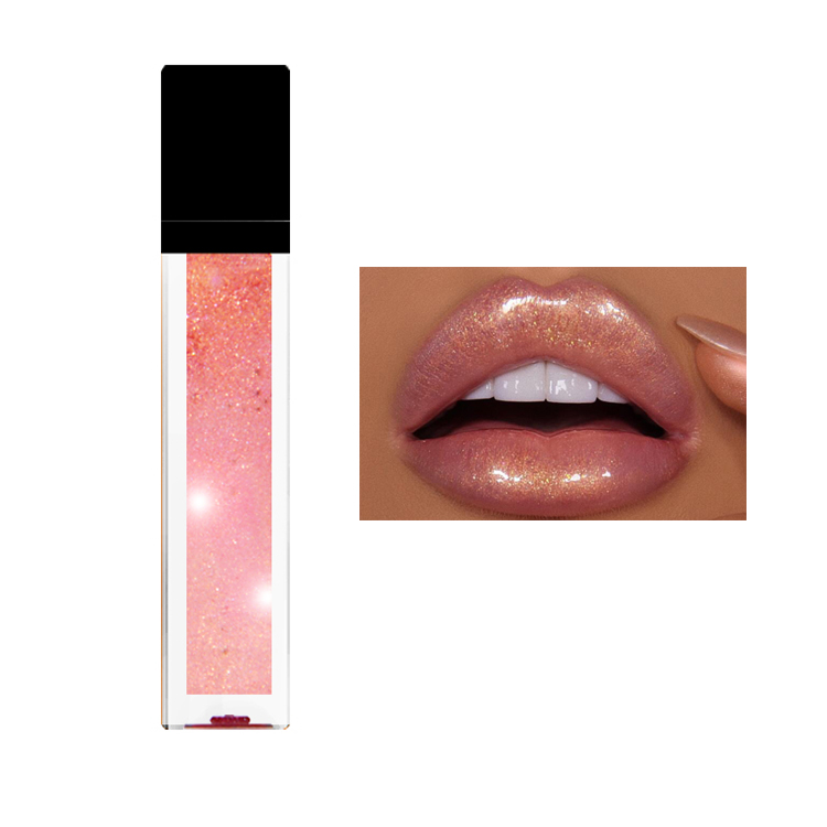 11 farben China kosmetik anbieter lipgloss lip stick private etikett klar wasserdicht lip gloss