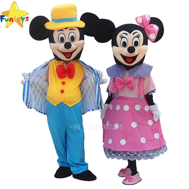 migliore qualità scarpe da corsa qualità Scegliere Produttore alta qualità Topolino E Minnie Costume ...