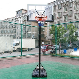 Mdunk Verstelbare pole basketbal stand met 44 inch board
