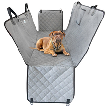 YOBO-E01 Kleine Dieren Opvouwbare Hond Hangmat <span class=keywords><strong>Auto</strong></span> Seat Cover Draagbare Waterdichte Hangmat Pet Dog Car Back Seat Cover Voor Hond