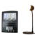 New products led desk table lamp flexible gooseneck with  speaker wireless charging charger for cellphone