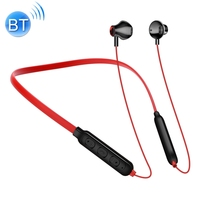 High Quality Brand New G02 Portable HIFI BT V4.2 Blue-tooth Headphone for Smart Phones(Red)