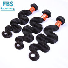 2019 FBS Virgin body wave Virgin Hair 10a อินเดียผม