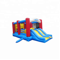 Customized Inflatable Combo Slide Bouncy House,Top Selling Bouncy Castle For Kids and Adult