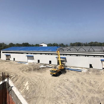 Customized Prefabricated Steel Structure Building Low Cost Factory Workshop  Warehouse Steel Building - Buy Low Cost Steel Warehouse,Low Cost Factory