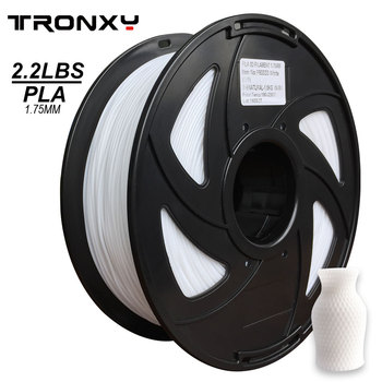 Various colors 3d printer 3d pen filament TRONXY PLA 1.75mm 1KG 300meters 3d printer pen filament