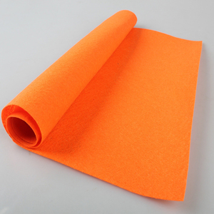 Buy nonwoven fabric paint 1mm thin felt product for sale