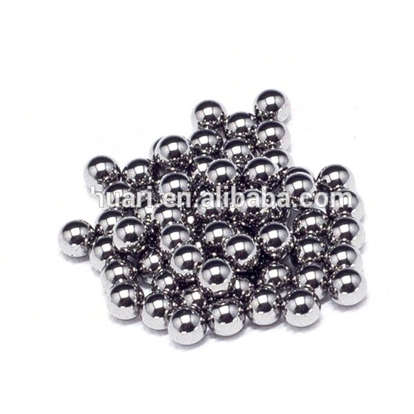 Huari 1/8' fine grain magnetic chrome steel ball