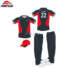 Custom design cricket jersey online cricket kit design uniformen