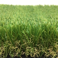 High quality 40mm thickness cheap garden synthetic turf artificial grass lawn