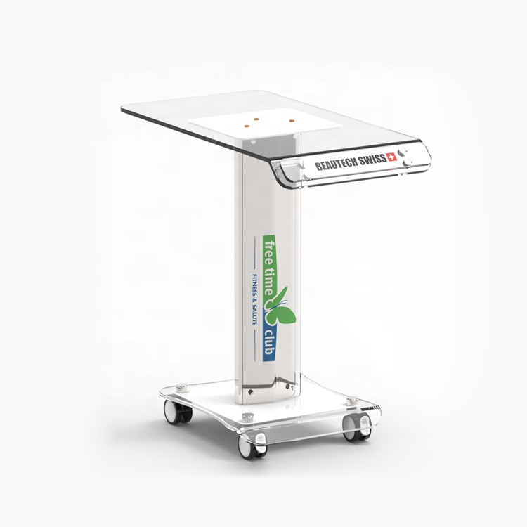 ODM-OEM factory supply Portable 4 wheels <strong>salon</strong> trolley <strong>beauty</strong> <strong>equipment</strong> with hair <strong>salon</strong> trolley convenient <strong>beauty</strong>