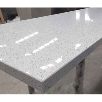 Cheap Sparkle Crystal White Faux Quartz Countertop Buy