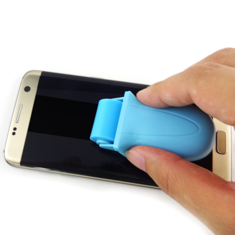 Promotion gift Smart mobile phone screen cleaner / cleaner roller