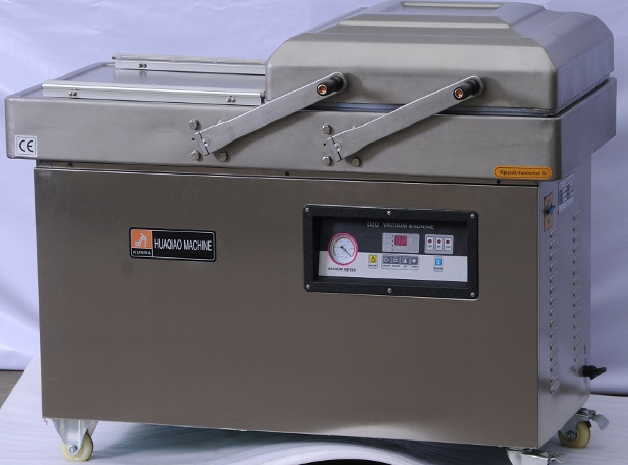 DZ600A/2S Vacuum sealing machine (busch pump optional)