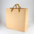 Super Thicker Natural Paper Christmas Gift Present Bags with Logo