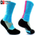 Custom High Quality Terry Lined Compression Men Sport Socks