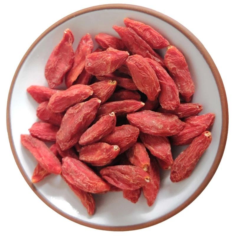 Dried Goji Berries Ningxia Berry Goji Organic Dried Red Goji Berry Tea - 4uTea | 4uTea.com