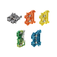 High quality 326 KLS brand USLKG3 screw din rail terminal block