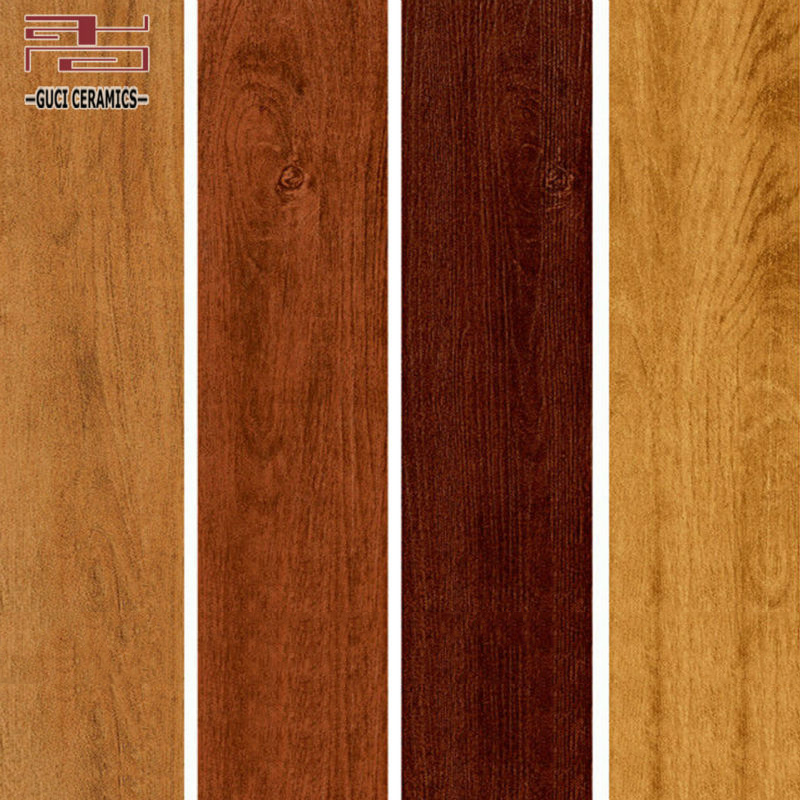 Wood Design Ceramic Floor Tile View