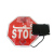 led light beeping IP65 waterproof school bus stop sign