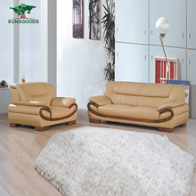 Natural and comfortable chair sofa leather,modern leather sofa,double chaise lounge love seat