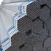 ASTM A53 Galvanized Seamless Steel Pipe