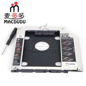 "NEW For Macbook Pro Unibody 13"" MB990 MC700 MC374 A1278 HDD Hard Drive Caddy 2nd SATA SuperDrive"