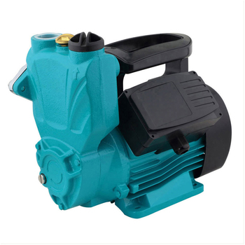 Electric intelligent self-priming automatic water pump
