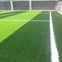 Realistic Artificial Grass Turf 50mm Indoor Outdoor Garden Lawn