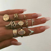 Fashion gold snake ring for women Wholesale N94294