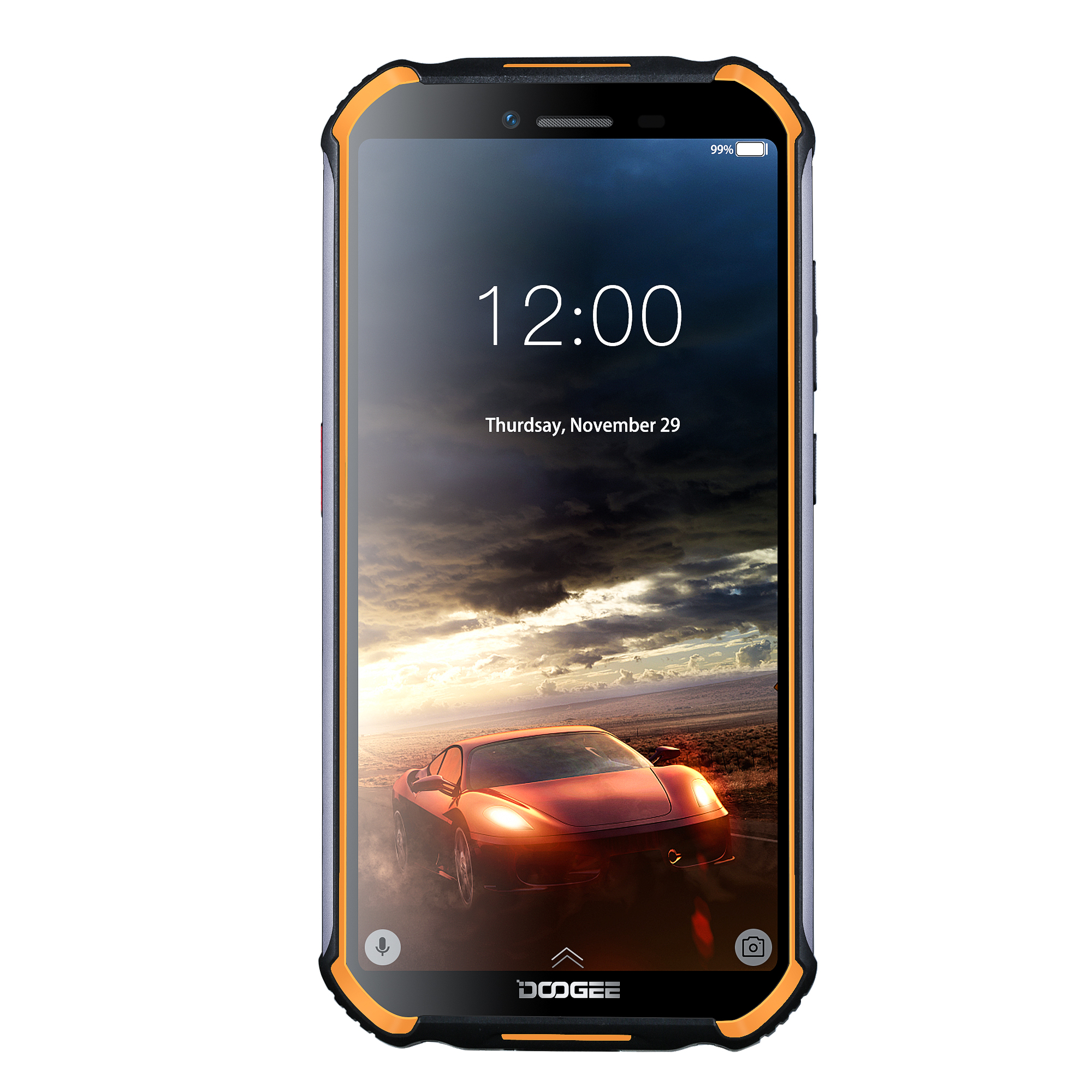 Free Ship <strong>Android</strong> Rugged <strong>Phone</strong>,Mobile <strong>Phone</strong> DOOGEE S40,3GB+32GB Unlock with 3 Camera