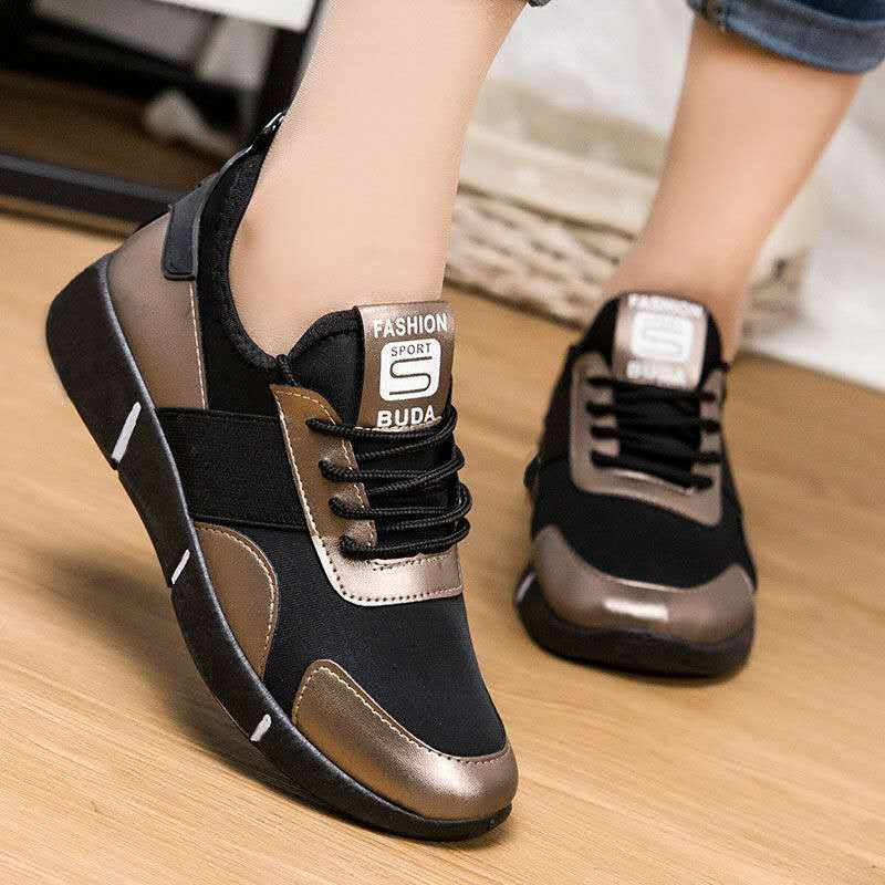 New Wholesale China Fashion Custom Women Sports Shoes Sneakers