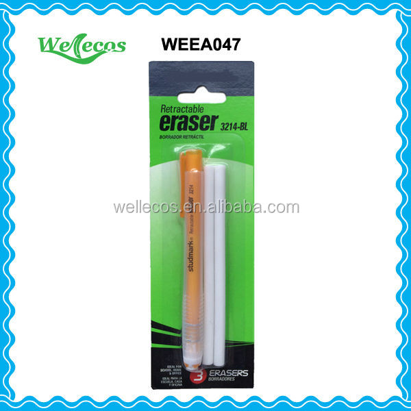 Double Color Ball Pen Ink Eraser