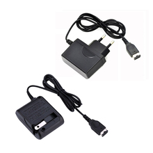 Voeding Lader Adapter Kabel Compatibel voor Nintendo DS <span class=keywords><strong>Game</strong></span> <span class=keywords><strong>Boy</strong></span> <span class=keywords><strong>Advance</strong></span> <span class=keywords><strong>SP</strong></span> GBA <span class=keywords><strong>SP</strong></span> Wall Charger Power Adapter