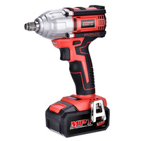MPT 21V 4.0Ah Powerful Rapid Charging Brushless Li-ion Cordless Wrench Impact Wrench