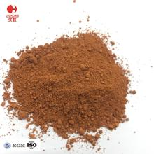 Iron oxide pigment orange for color concrete tile paver