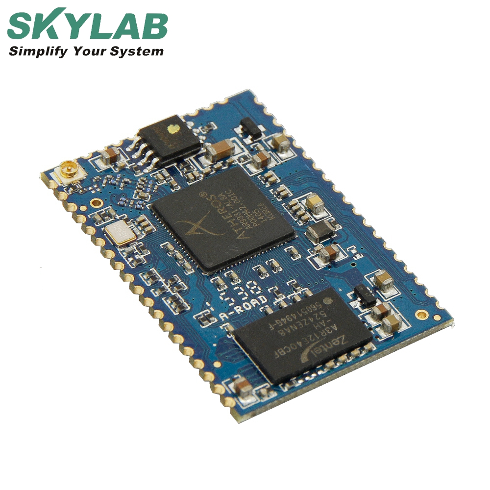 Hot Sd Card Camera Usb Hub Bootstrap Firmware Footprint I2c Spi Gpio  Current Gerber Open Source Atheros Ar9331 Cpu Wifi Module - Buy Internal  Usb Wifi