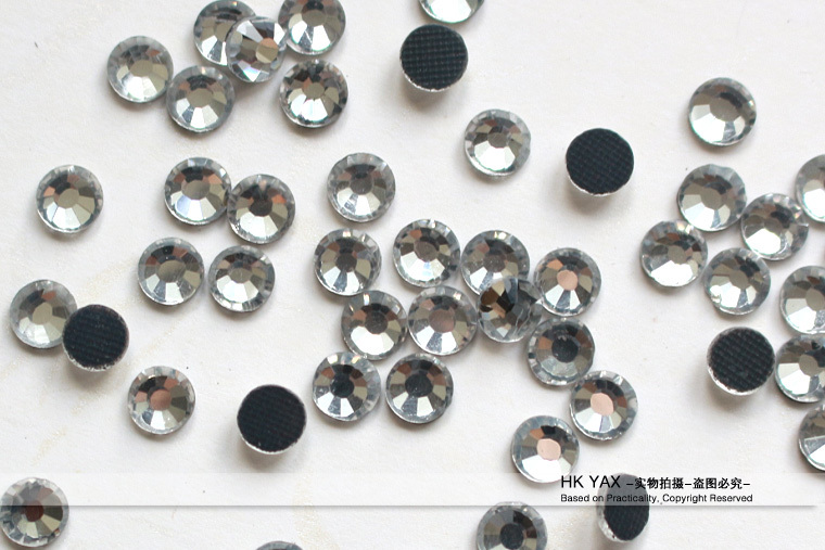 Y1015 Good quality DMC rhinestone applique,hot-fix DMC rhinestone applique cheap,china supplier rhinestone DMC applique