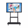 USER education equipment portable digital wifi dual system touch screen smart interactive whiteboard