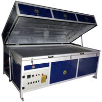 1300*2500mm small type vacuum membrane press machine low price high quality vacuum press machine