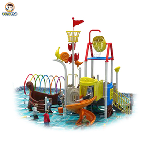 Summer Is Coming cool attractive combined used water amusement park equipment for sale