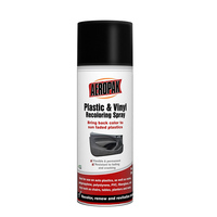 Aeropak 400ml Plastic Renew Spray Paint Coating Plastic Paint